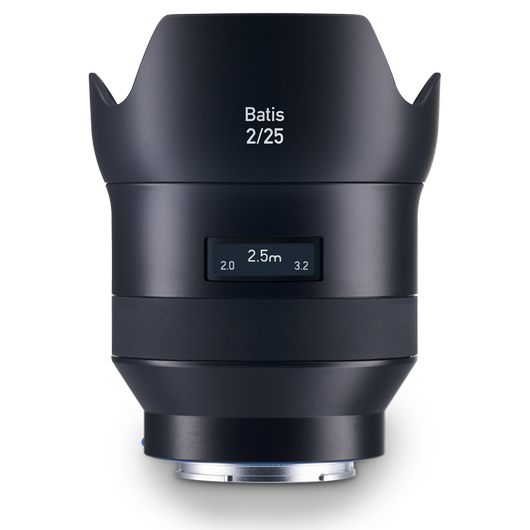 ZEISS Batis 2/25 for Sony Mirrorless Cameras (E-mount) product photo